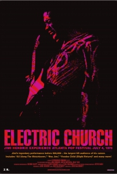 Jimi Hendrix Electric Church