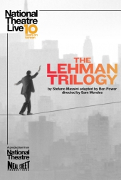 National Theatre Live: The Lehman Trilogy