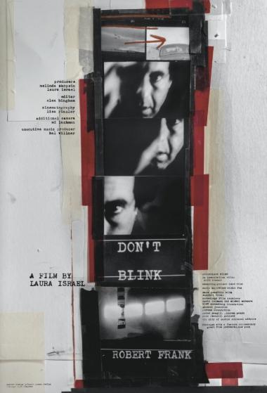 Don't Blink Robert Frank